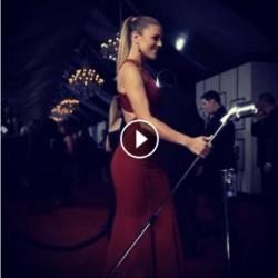 Carissa's Glambot Grammy Glam