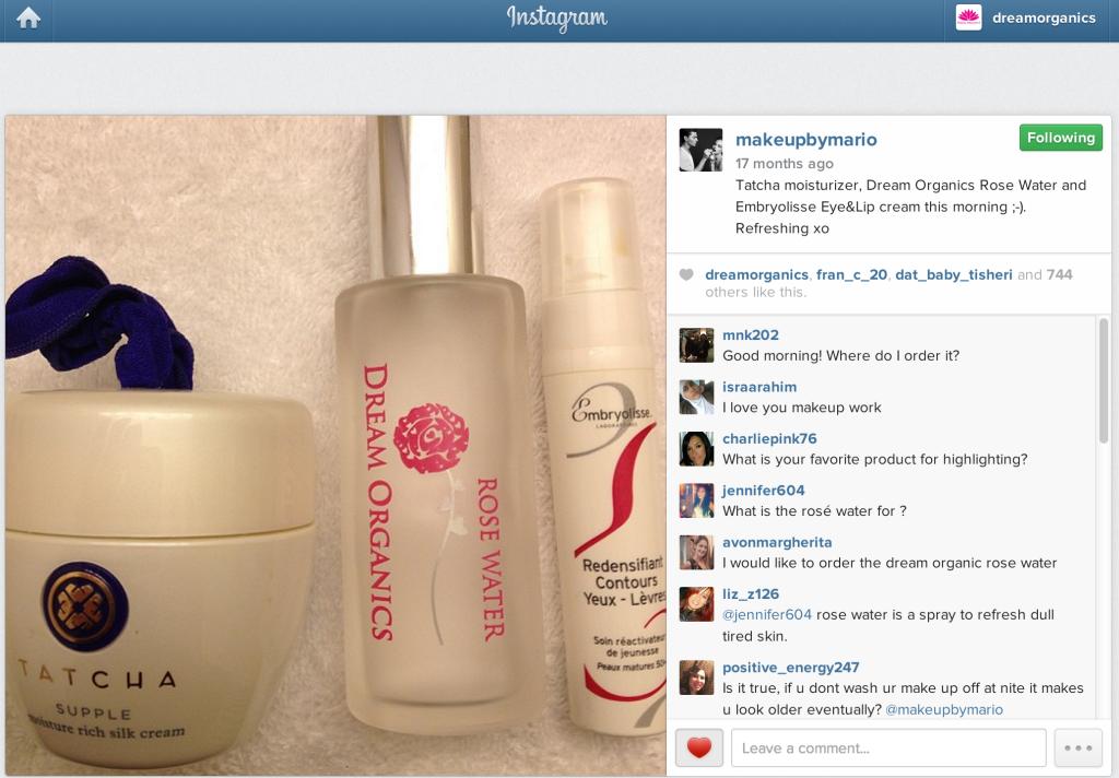 @makeupbymario on Instagram