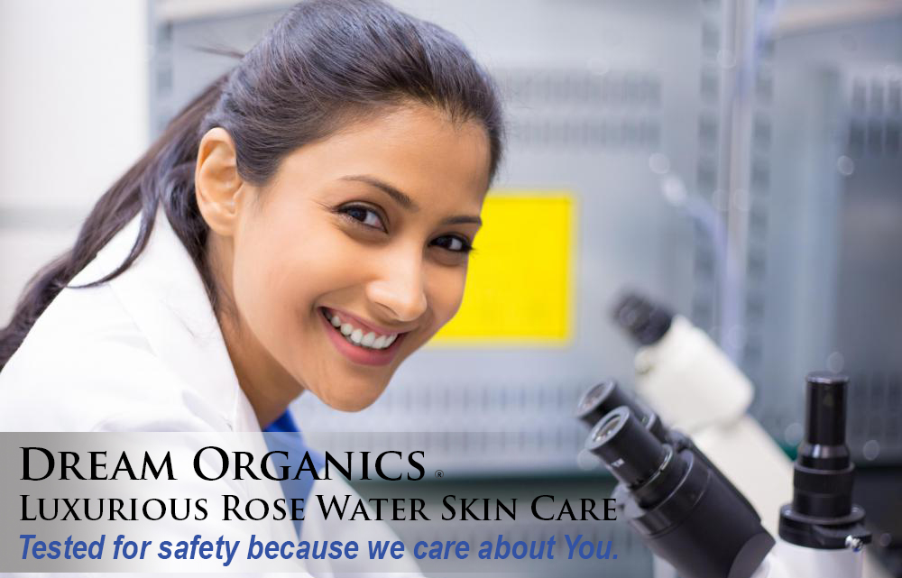 best rose water for face