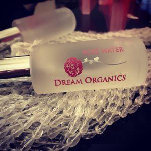 Dream Organics Rose Water